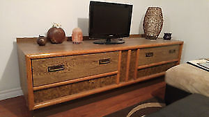 Credenza Made in Canada/REDUCED PRICE