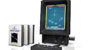 wanted vectrex with games