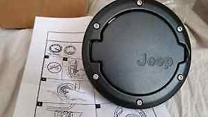JEEP WRANGLER GAS CAP COVER BRAND NEW IN BOX