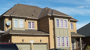 Eaves trough, Siding, Soffit & Fascia Repairs and Full Contracts Cambridge Kitchener Area image 1