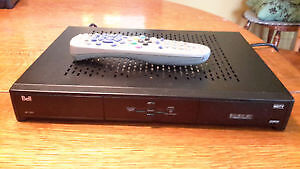 6131 Bell Satellite Receiver...with Remote... $75