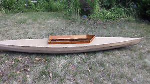 Vintage Homemade Kayak Reduced from $250 to $150