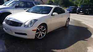 2006 Infiniti G35 Coupe (2 door) Price Lowered