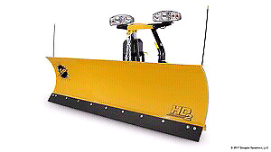 Fisher or Western plow mount or plow