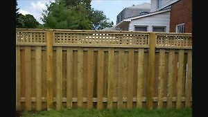 PROFESSIONAL FENCE,SHED,DECK BUILDERS QUALITY & GOOD PRICED St. John's Newfoundland image 1
