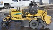 Vermeer Stump Grinder