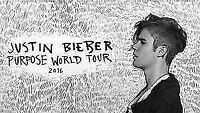 GREAT XMAS GIFT!! Justin Bieber -Centre Bell-Mon, May 16 2016