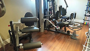 BODY-SOLID G10B BI-ANGULAR GYM W/ INNER/OUTER THIGH ATTACHMENT Windsor Region Ontario image 1