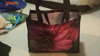 Eclipse flower tote