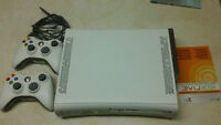 Xbox 360 complete with scene it and good selection of  games