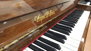 August Hofmann - Used Upright Piano For Sale (Like New)