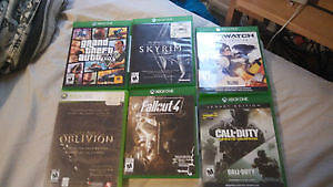 XBOX ONE W/ games and controller London Ontario image 2