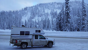 I need a truck camper that fits into a 1/2 ton 6.5' truck