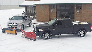 Snowplowing Sarnia and all Lambton counties