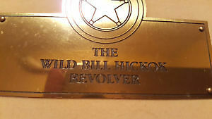 Wild Bill Hickok's Colt Navy Revolver truly an AMAZING PIECE!!!! London Ontario image 3