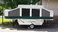 Palomino Lite Tent Trailer- Very Clean- and maintained!!