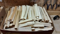 Cedar and Spruce Kindling, Very Dry, 18 Boxes available. Wood