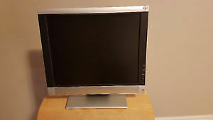 Flat screen monitor $20 exc cond.