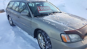 2004 Subaru Familiale nego