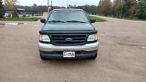 2001 Ford F-150 $1800 or trade for quad