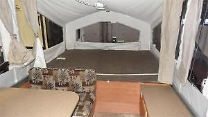 Mint tent trailer for rent!