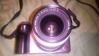 Canon Digital Rebel (300D) With 28-90mm lens!