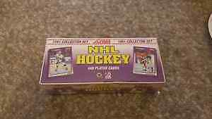6 BRAND NEW BOXES OF HOCKEY CARDS