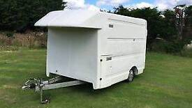 Bt box trailer, house move, photography, man with van, business use, storage