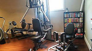 BODY-SOLID G10B BI-ANGULAR GYM W/ INNER/OUTER THIGH ATTACHMENT Windsor Region Ontario image 2