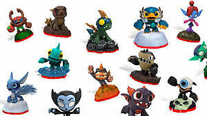 Skylander Figures (Assorted) Loose (Over 200 To Choose From)!!