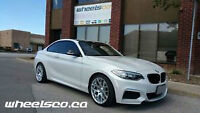 18 and 19 inches BMW New M3 Design VMR V710 BBS LM Reps