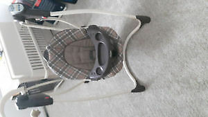 Graco swing (plays music and swings)