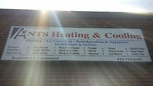 Cheap Service/Installation For all Refrigeration 416 754 0645