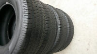 225/75R15 set of 2 Uniroyal Used (inst.bal.incl) 80% tread left