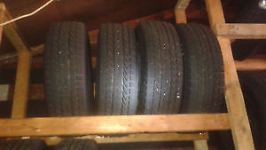 UNIROYAL SNOW TIRES Kitchener / Waterloo Kitchener Area image 1