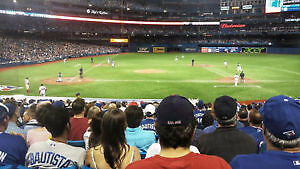 PREMIUM TORONTO BLUE JAYS TICKETS TO ALL PLAYOFF GAMES