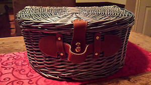 Picnic Basket and Accessories