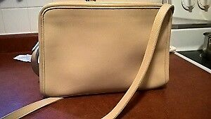 coach purse for sale in vg cond ,never used $60