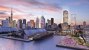 Platinum VIP sales for Daniel Lighthouse Condo by waterfront