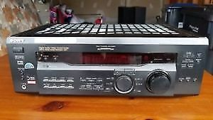 KENWOOD VR-305 STEREO RECEIVER
