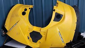 2007-2012 Can-Am Renegade 500/800 Rear Fender