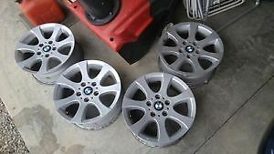 "16"" BMW Style rims for sale"