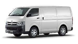 Rent , Hire, Lease 1 Ton commercial Van  in Sydney.