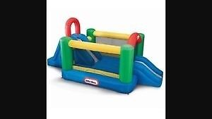 Little Tikes Bounce and slide Cambridge Kitchener Area image 1