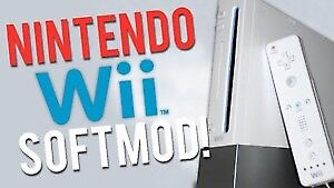 Wii Softmodding Service! Get over 4000 games!
