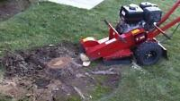 Stump Grinding **Call For Your Free Estimate**