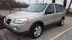 2008 Chevrolet Uplander DVD Extended Minivan, Van