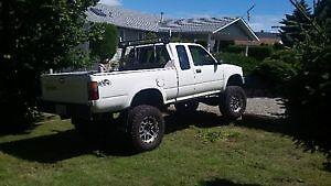1993 Toyota Tacoma Pickup Truck