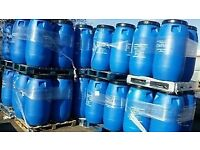 CHEAP PLASTIC BARRELS 290 LTRS FOR SALE IN COVENTRY PLEASE CALL US 1ST