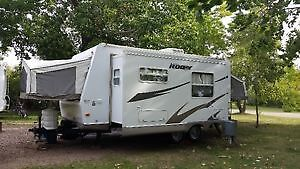 Rent:  Camping Trailer - Sleeps family of 6